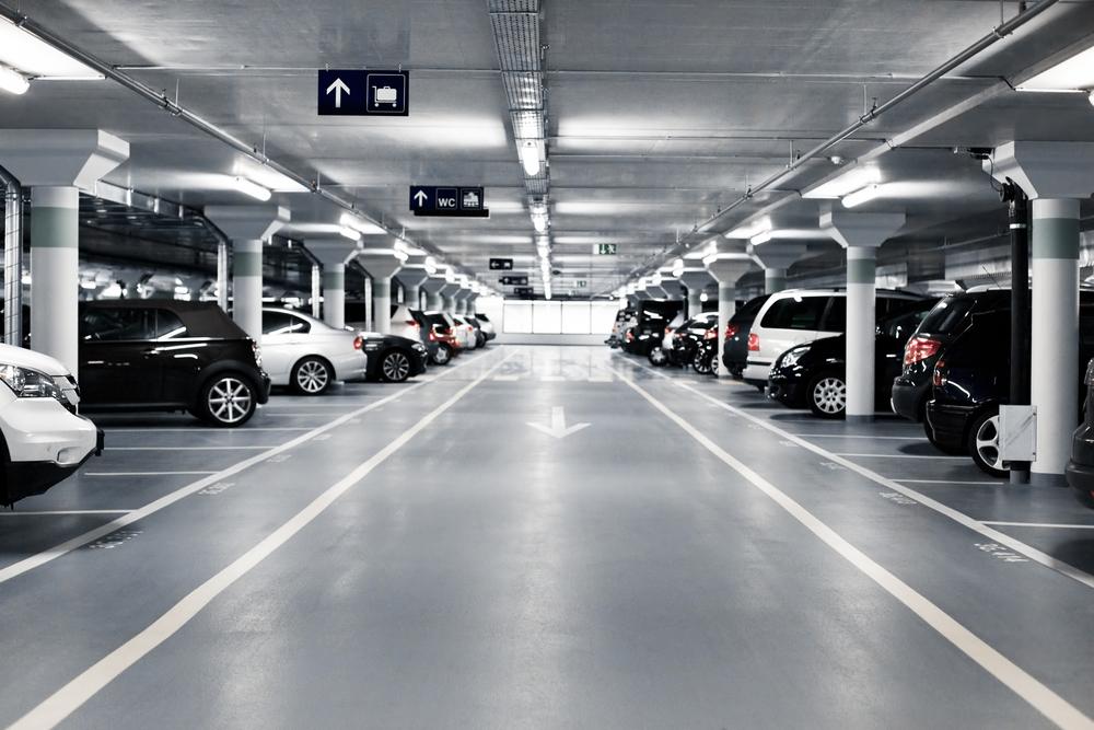 parking de longue durée