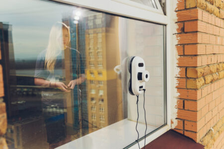 Robot lave-vitre quelles sont les raisons d'acheter cet appareil