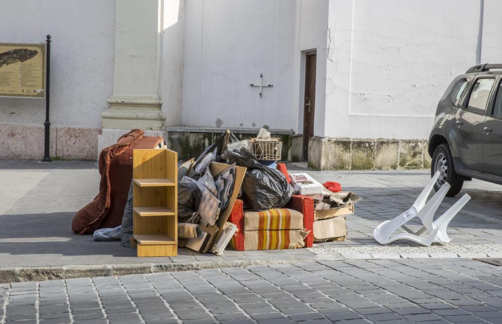 A qui faire appel pour débarrasser des déchets encombrants ?